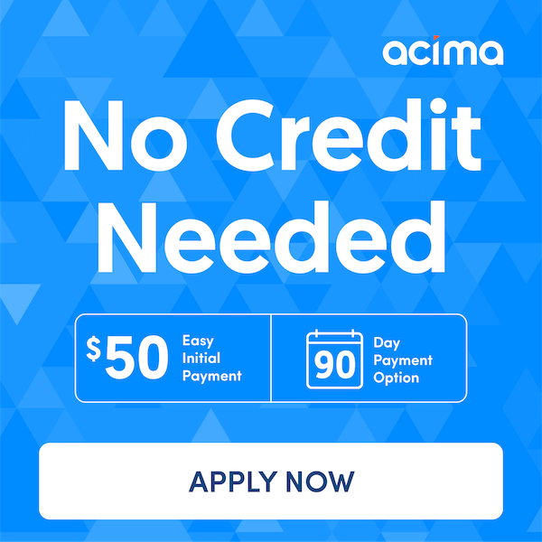 ACIMA Financing Available at Barnes Tire Pros in Jasper, TN 37347